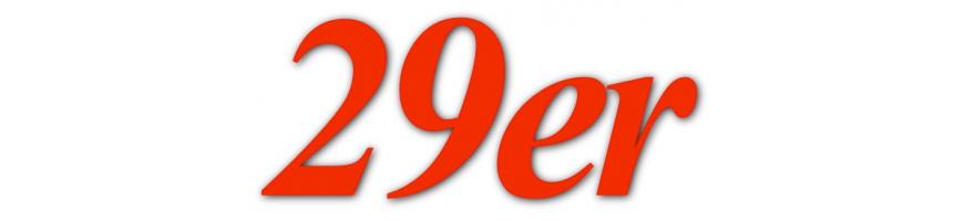 Teli, coperture, carrelli di alaggio per il 29er - Deriva per due persone dotata di randa, fiocco e spinnaker